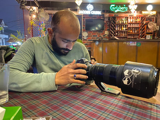 THC photography