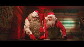 Höppänätonttu ja Joulupukki