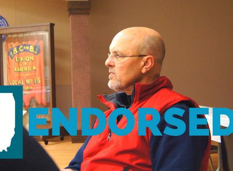 Illinois AFL-CIO endorses Koehler