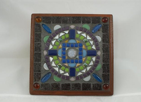 Geometric Gemstone Mandala