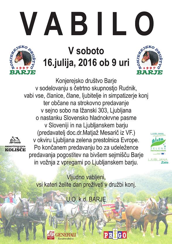 konjerejsko društvo barje, kdbarje, trček marjan, konji, čož, vprega, kolišče, zavarovalnica Generali, Prigo, Visit Ljubljana