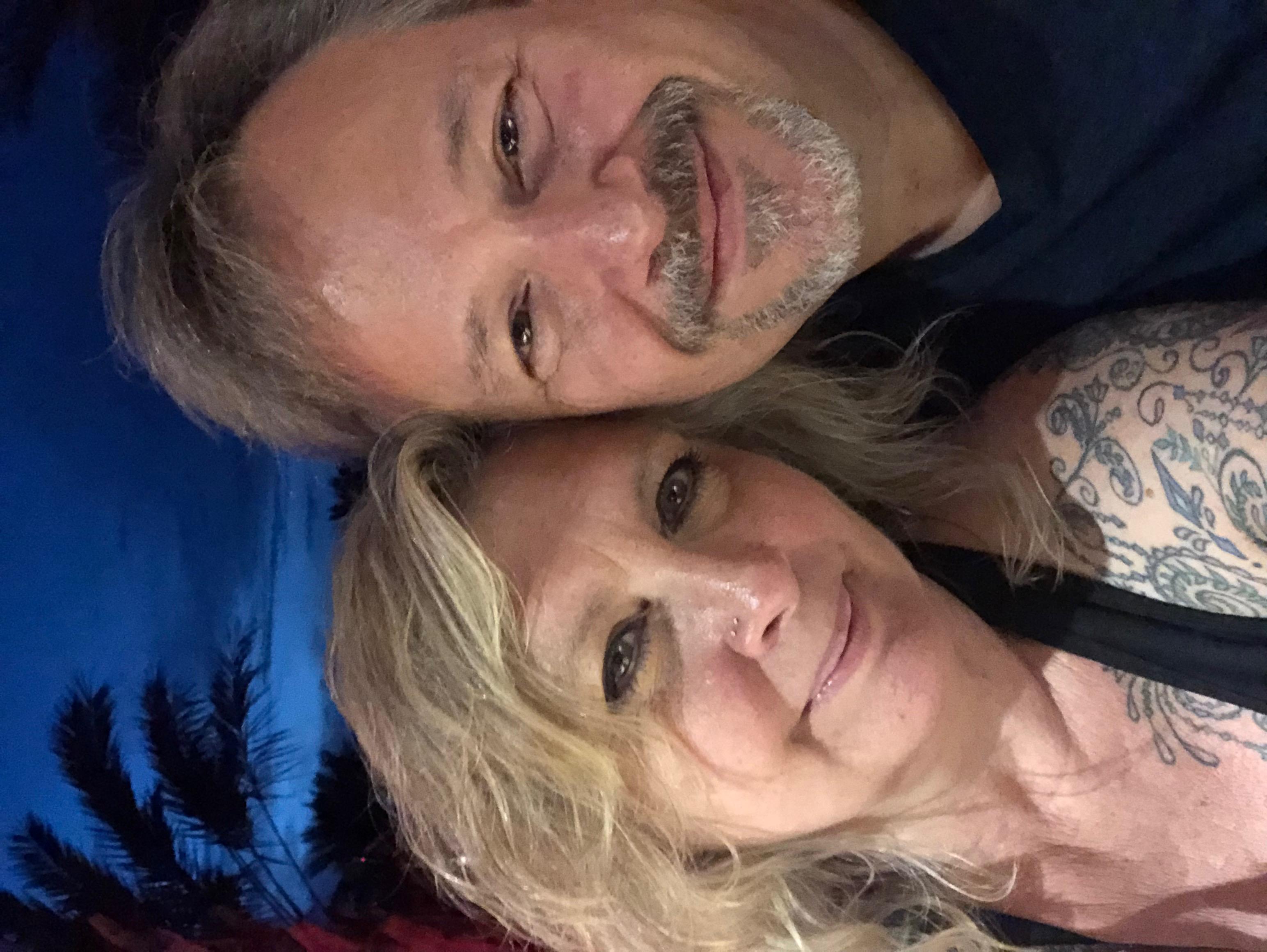 Shari & Josh, Daytona 2018