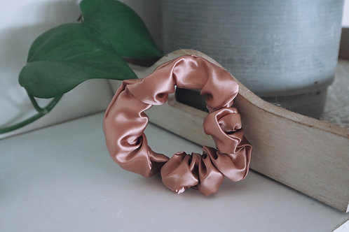 Ari Satin Scrunchie