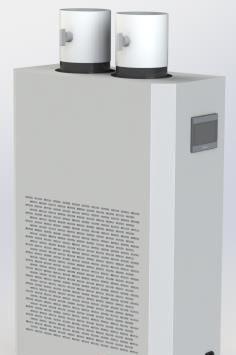 Exhasut or indoor recirculation configuration