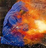 Arc Flash Fire