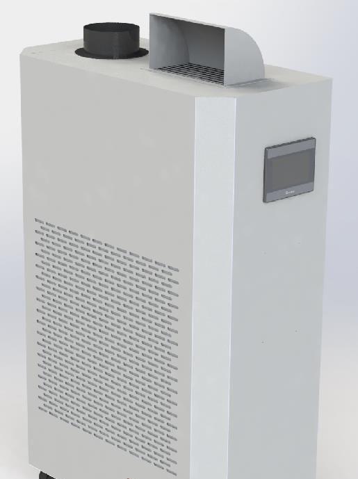 Exhaust Handling Unit Air Purifier