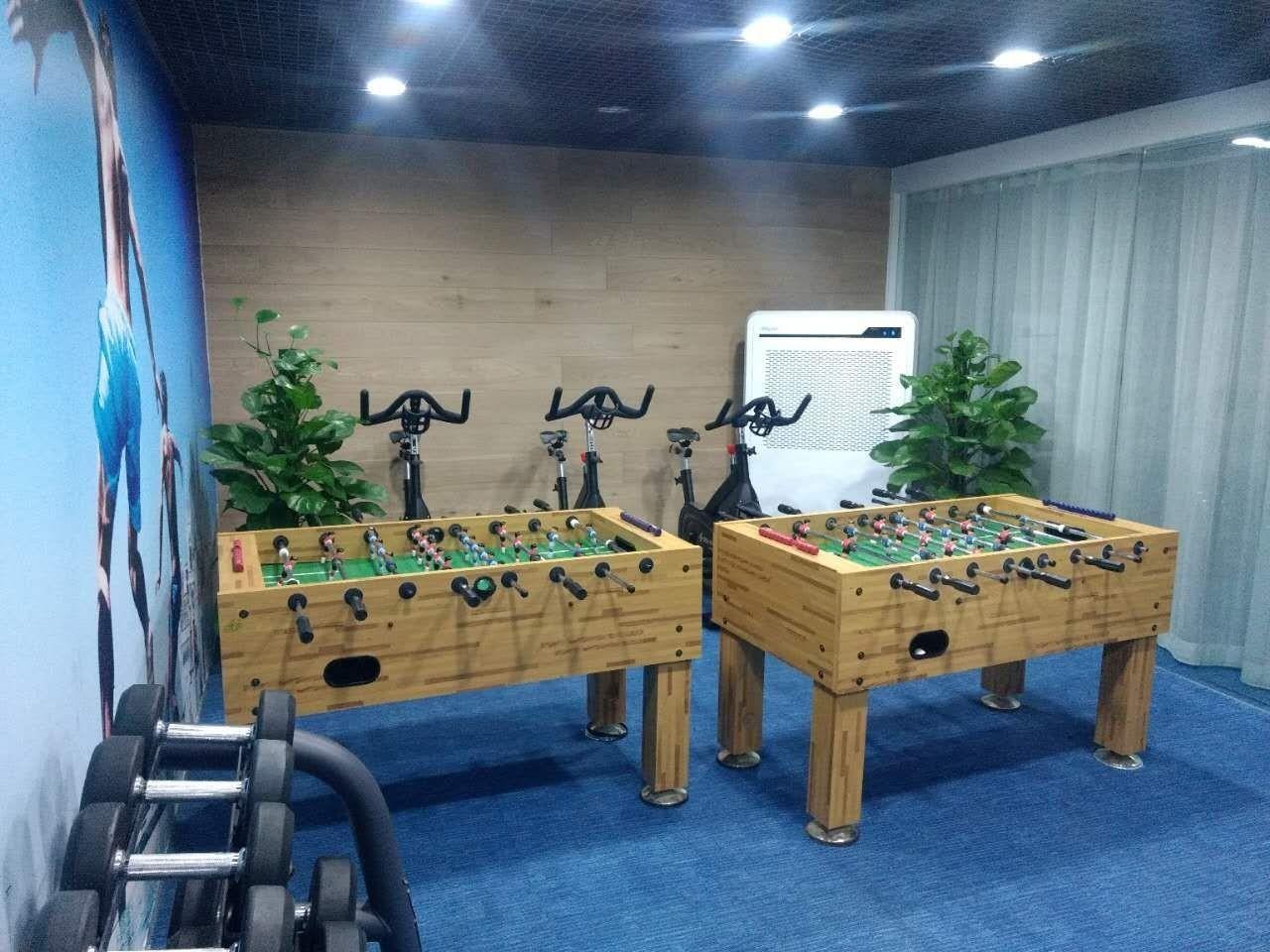 Recreation room application