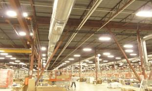 Warehouse Power Distribution