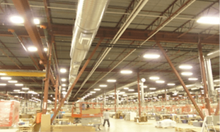 Industrial Power Distribution Warehouse