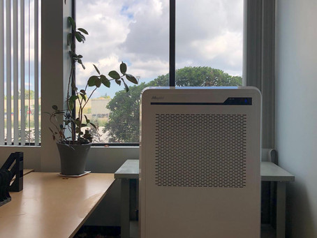 Limited Time 50% Off Air Purifier Preorder