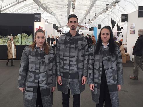 LOVE THY LABOUR (Auckland Art Fair) 2018