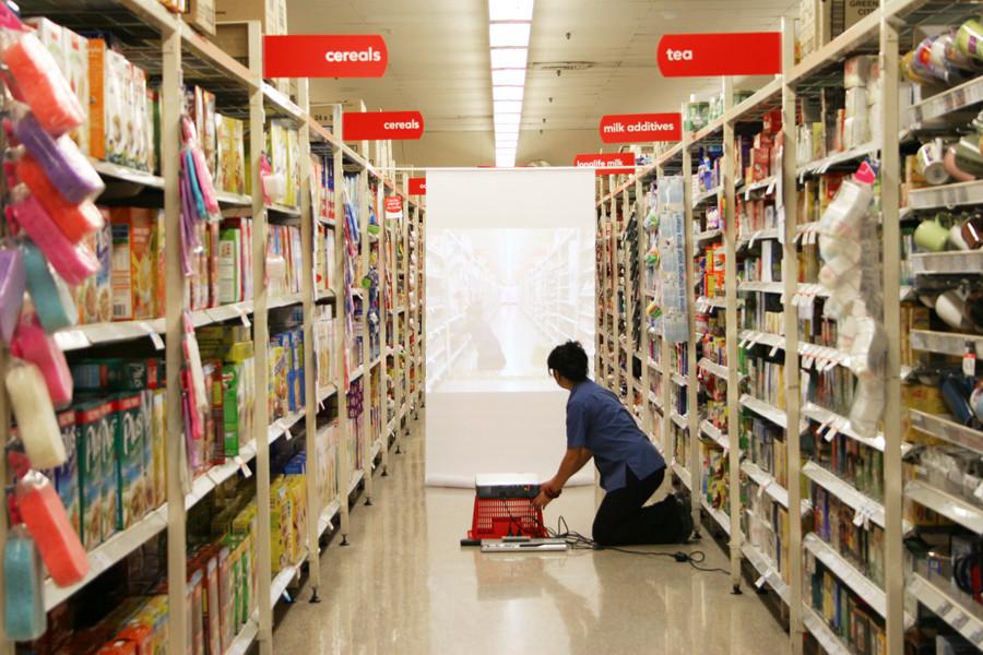 Supermarket Exhibition 2008
