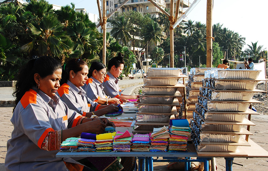 Production Line (Mumbai) 2013