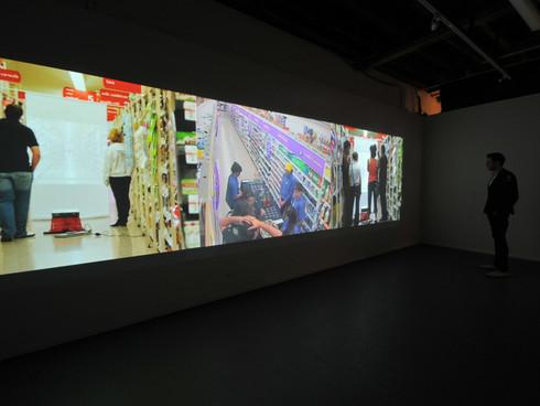 Moving Document: Supermarket Exhibition (KINGS ARI) - Next Wave Festival 2008