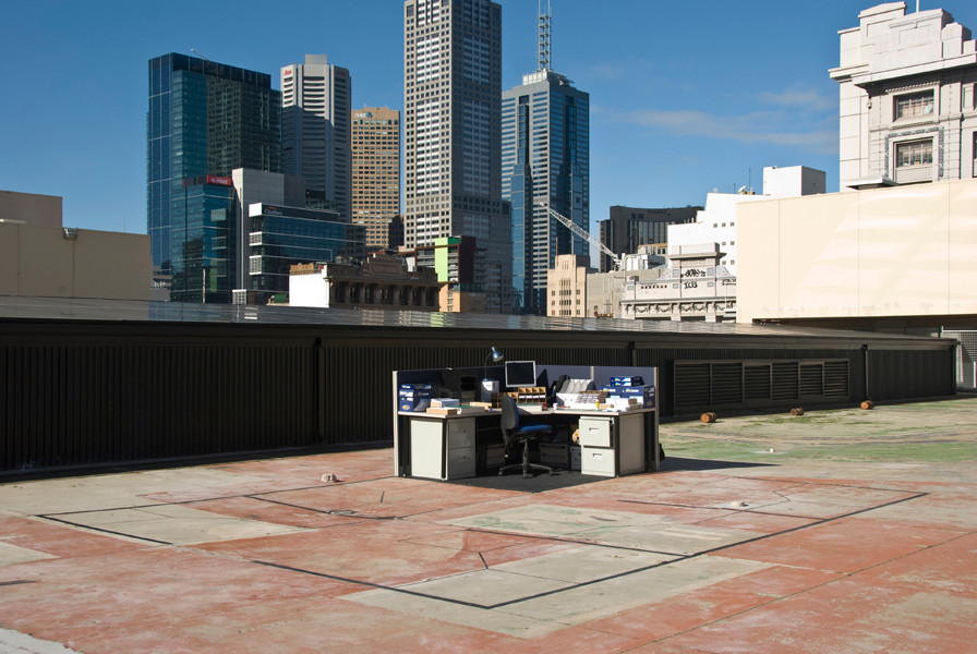 Workstation Rooftop (Melbourne Central) - Next Wave Festival 2010