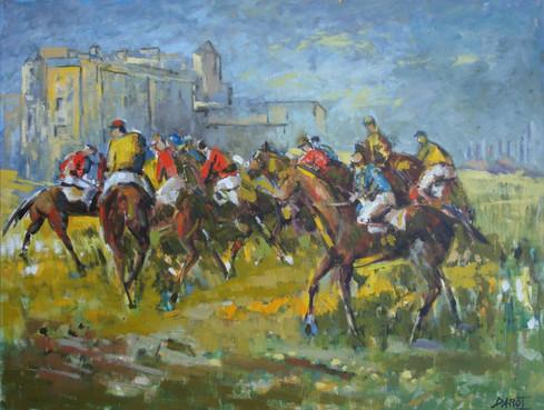 Course à Chantilly