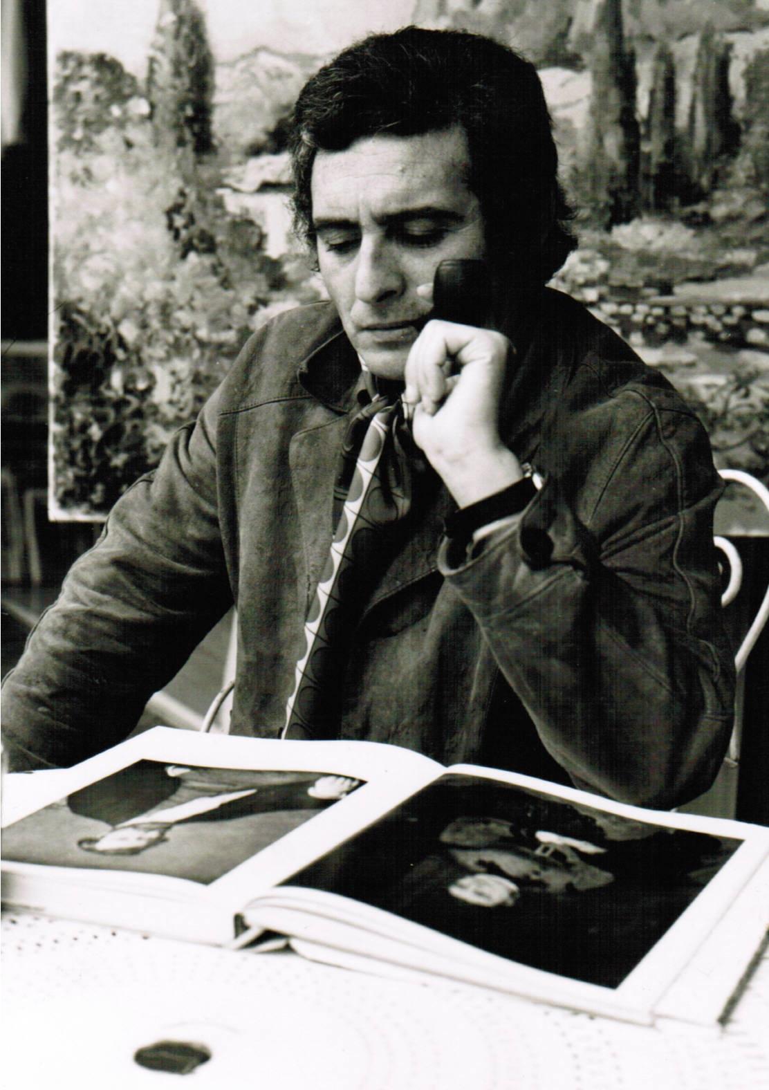 Darot à Cannes c.1971