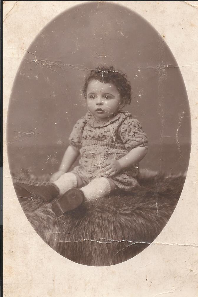 Le jeune Gérard