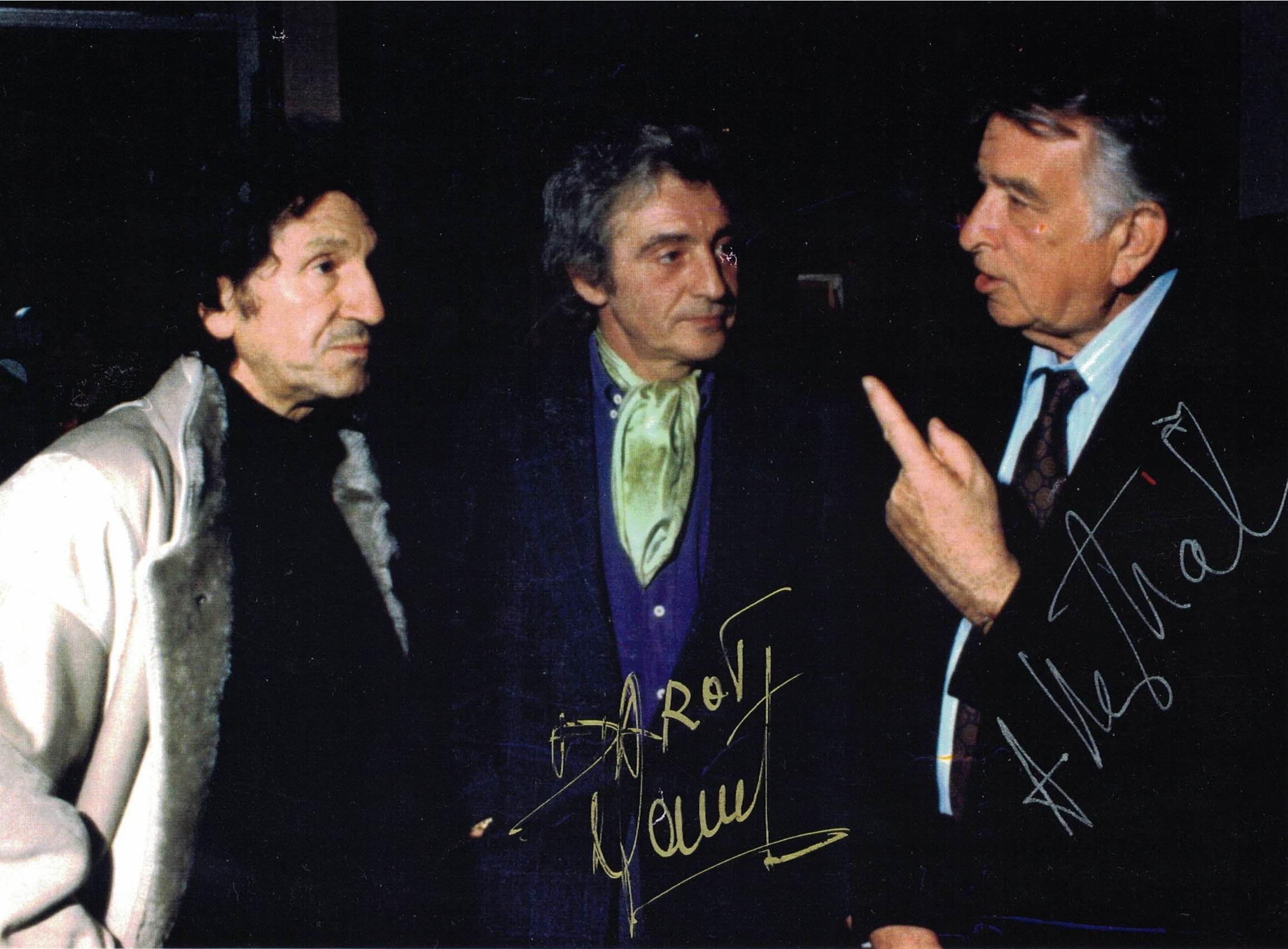 Mouloudji, Darot, Armand Mestral