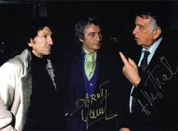 Mouloudji, Darot, Armand Mestral