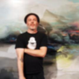 Street Artist Stohead from Berlin