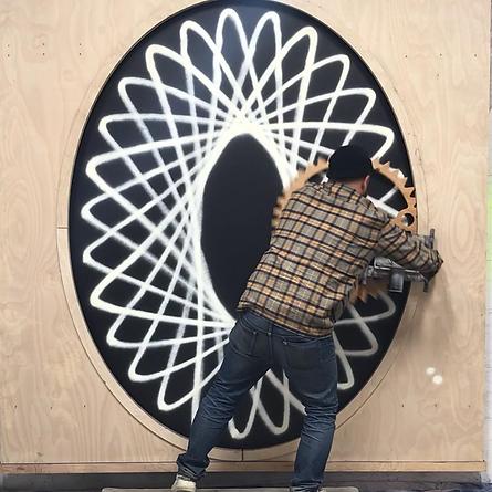 Street Artist Jason Revok from Los Angeles
