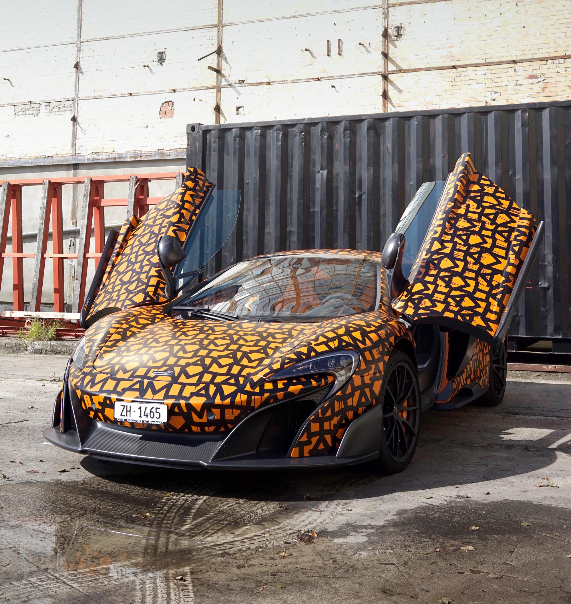 McLaren in Berlin