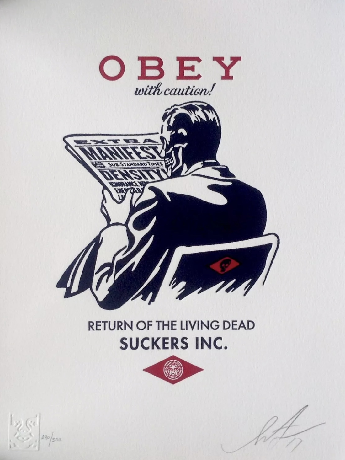 Obey with caution!