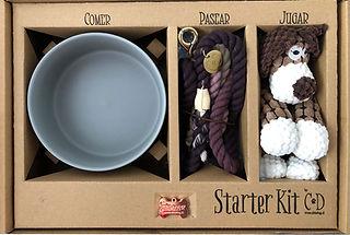 Starter Kit para Mascotas de ChicDog