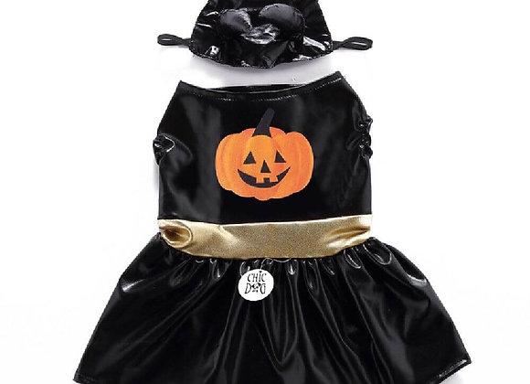 Vestido Calabaza Halloween