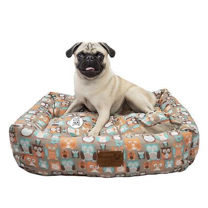 Cama para perro pug
