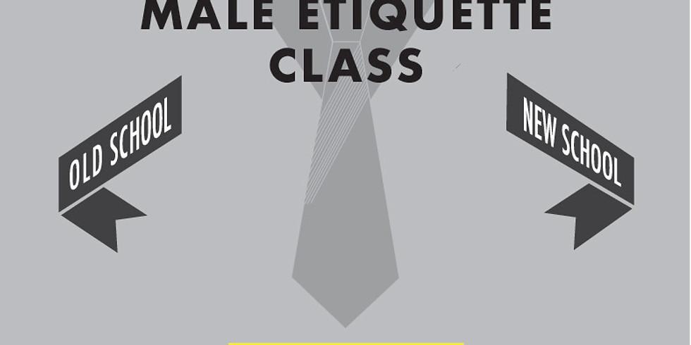 Real Men Speak Workshop