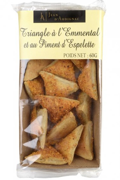 FRENCH EMMENTHAL BISCUITS