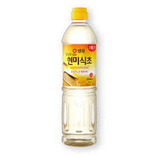 BEKSUL KOREAN BROWN RICE VINEGAR