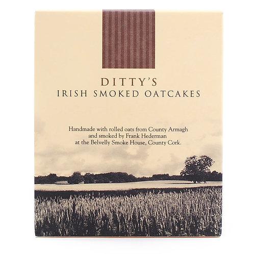 DITTYS IRISH SMOKED OATCAKES