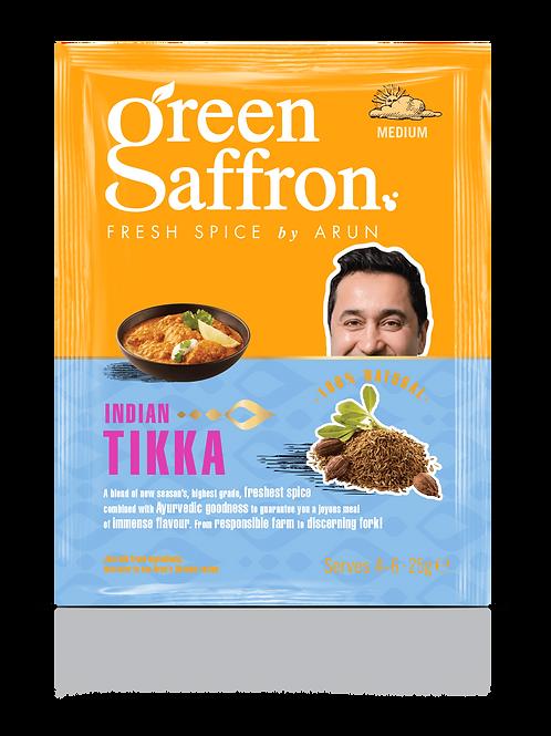 GREEN SAFFRON TIKKA SPICES