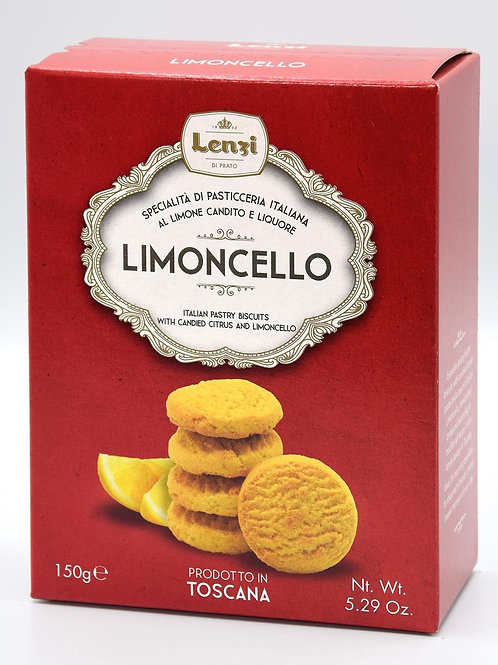 LENZI LIMONCELLO BISCUITS