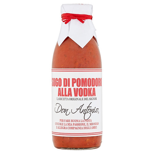 DON ANTONIO TOMATO VODKA SAUCE