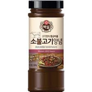 KOREAN BEEF BULGOGI SAUCE