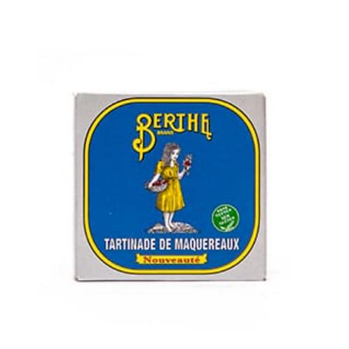 BERTHE MACKERAL PATE