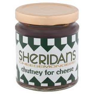 SHERIDANS CHUTNEY FOR CHEESE