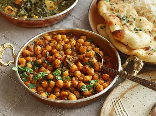 MEAL DEAL - VEGETARIAN INDIAN CURRY NIGHT