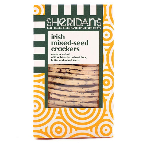 SHERIDANS MIXED SEED CRACKERS
