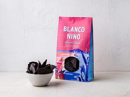 BLANCO NINO TORTILLA CHIPS - BLUE CORN