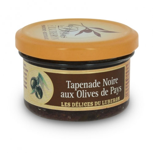 FRENCH BLACK OLIVE TAPENADE