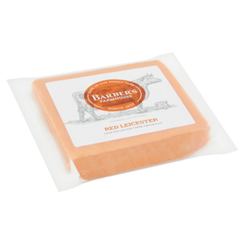 BARBERS RED LEICESTER