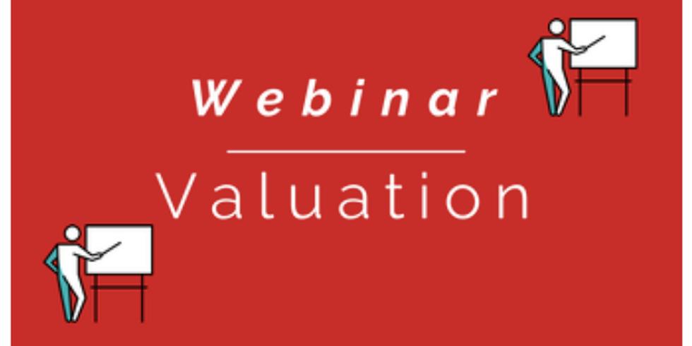 Valuation Webinar