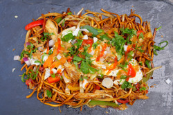 Chow-Mein Above