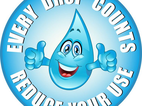 Water Restriction LIFTED