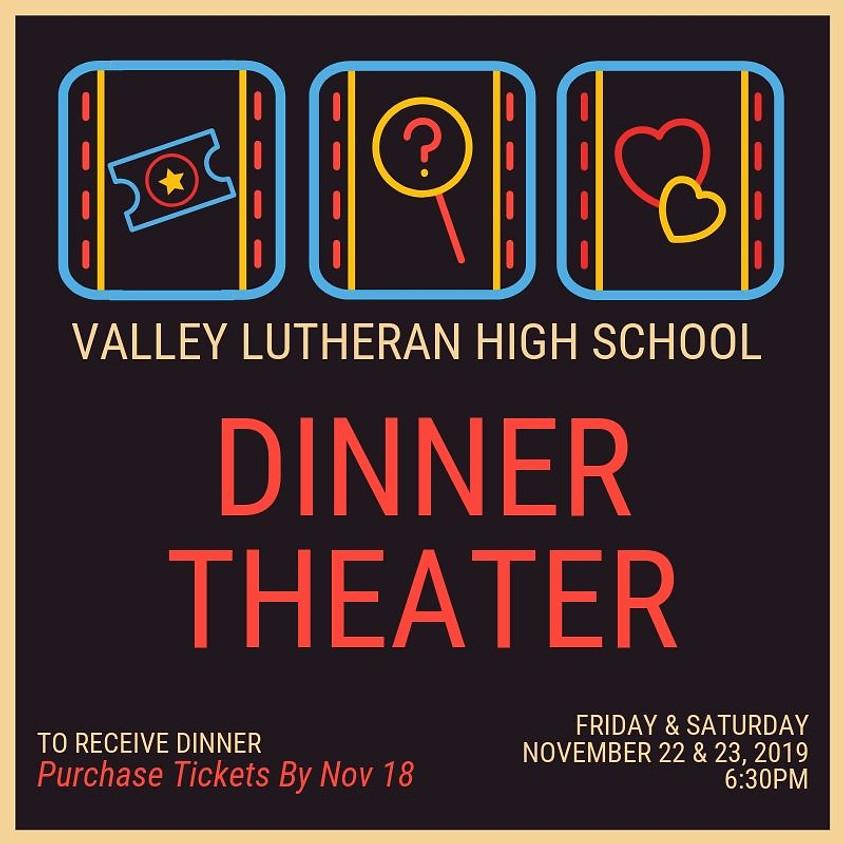 Friday Night, Dinner Theater